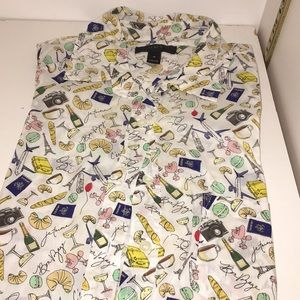 Jcrew size 4 blouse